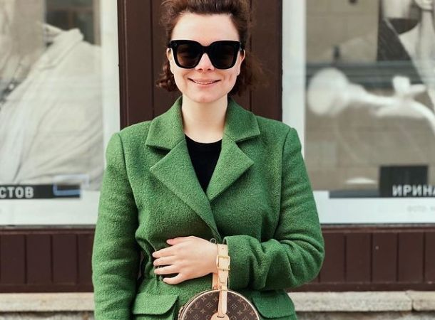 Татьяна Брухунова зарабатывает на рекламе телогреек