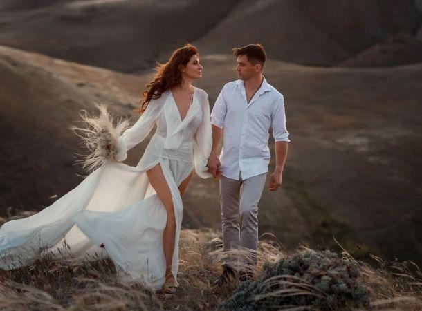 На свадьбе Анастасии Макеевой произошел конфуз