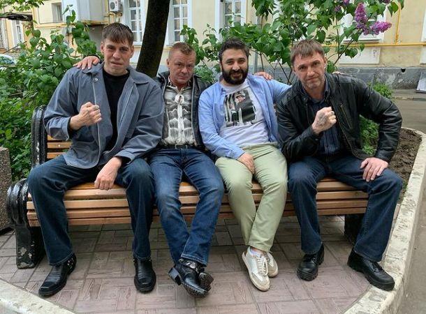 Дмитрий Дюжев впервые после «Бригады» примет участие в одном проекте с Вдовиченковым