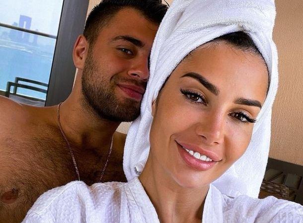Саша Кабаева отдыхает в Дубае с новым возлюбленным
