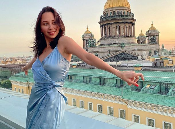 Елизавета Туктамышева поделилась детским фото на заре карьеры