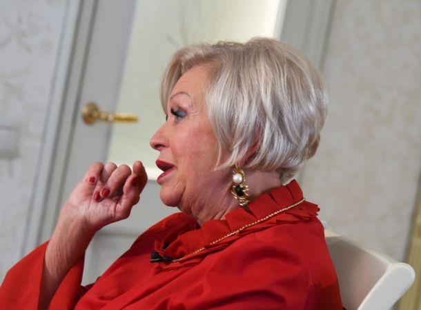 Людмила Поргина рассказала, как Марк Варшавер оскорбил Дмитрия Певцова