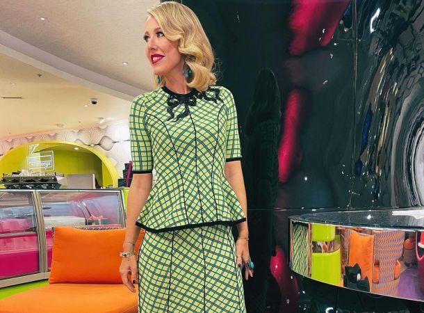 Ксения Собчак рассказала о дороговизне воспитания ребенка