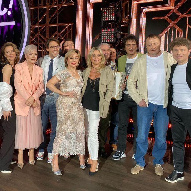 Татьяна Буланова сильно располнела