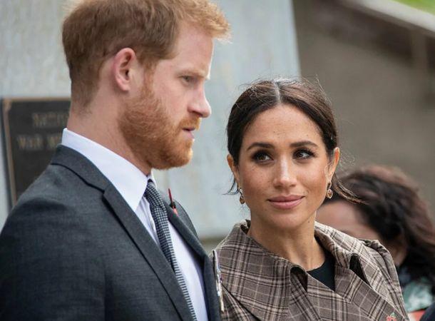 Принц Гарри и Меган Маркл приглашены в Лондон