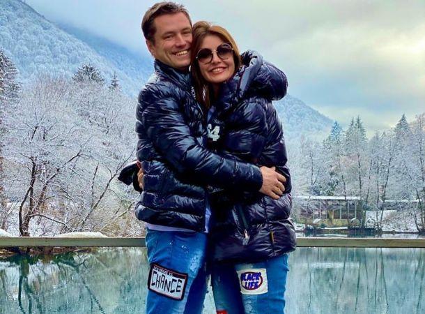 Муж Анастасии Макеевой нежно обратился к ней после венчания