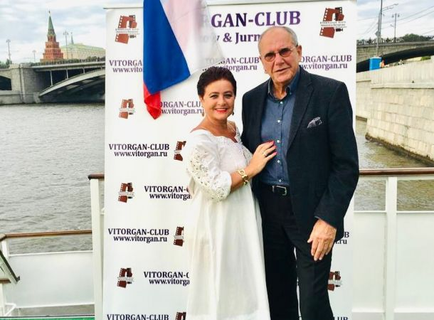В семье Эммануила Виторгана произошло важное событие