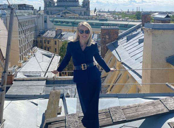 Ксения Собчак отреагировала на 50-миллионый судебный иск