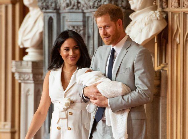 Дебби Франк рассказала, какой будет дочь принца Гарри и Меган Маркл
