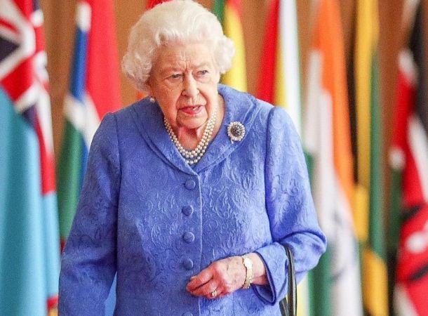 Королева Елизавета II заметно сдала после смерти мужа