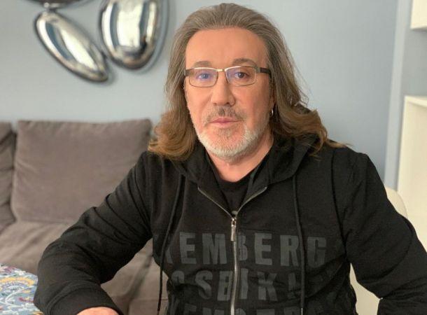 Брат Владимира Кузьмина рассказал о состоянии музыканта после госпитализации