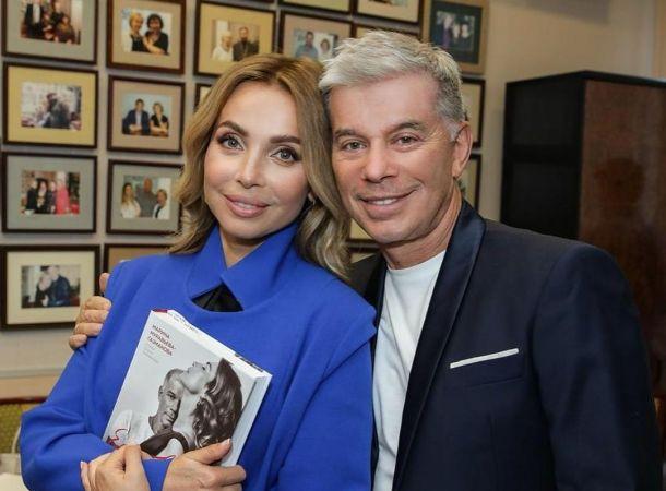 Жена Олега Газманова призналась, что они расставались перед свадьбой