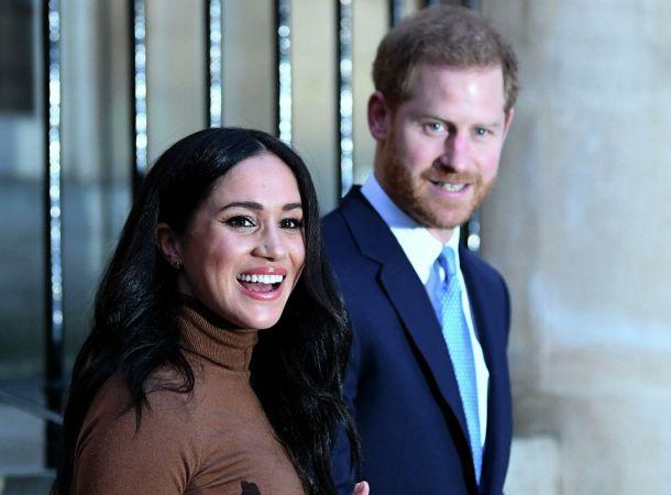 Британская молодежь уважает принца Гарри и Меган Маркл больше, чем принца Уильяма и Кейт Миддлтон