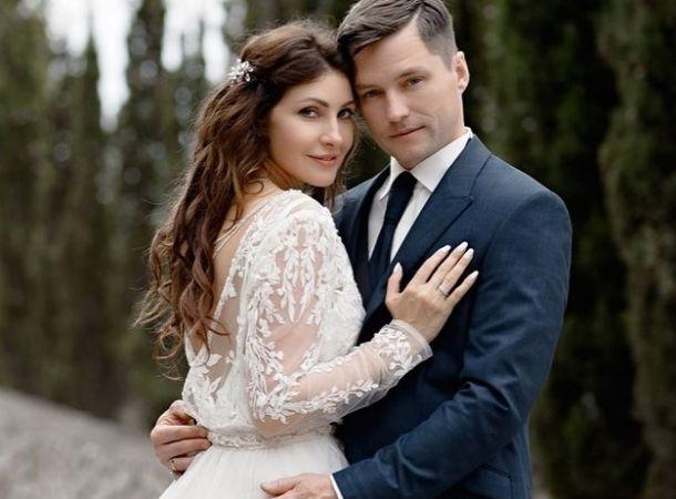 Анастасия Макеева показала поклонникам, как прошла ее свадьба