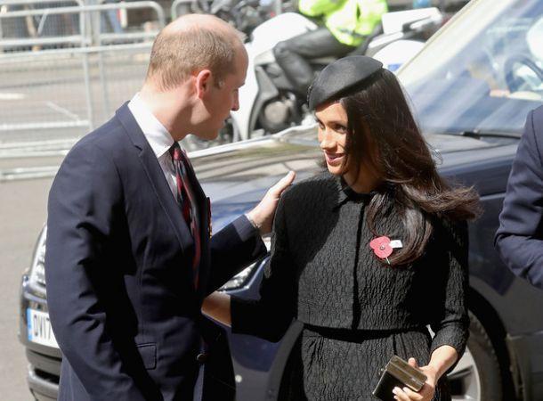 Принц Уильям не хочет видеть Меган Маркл на открытии памятника принцессе Диане