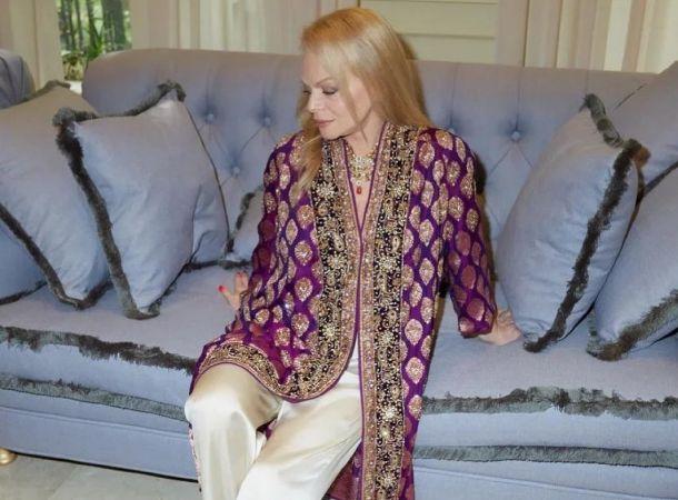 Бывший муж не отрицает, что Лариса Долина тяжело заболела