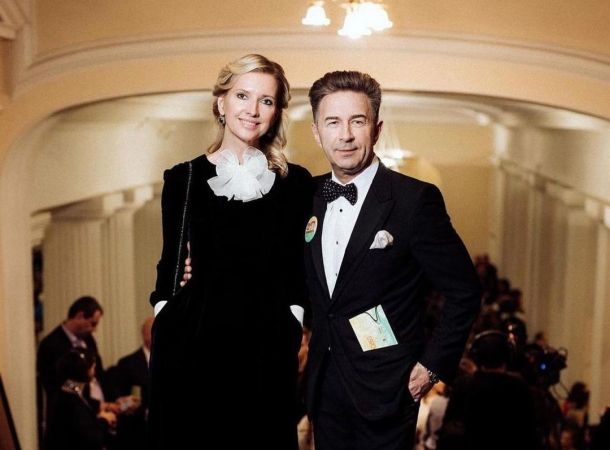 Валерий Сюткин признался, что у него не было свадьбы с его женой