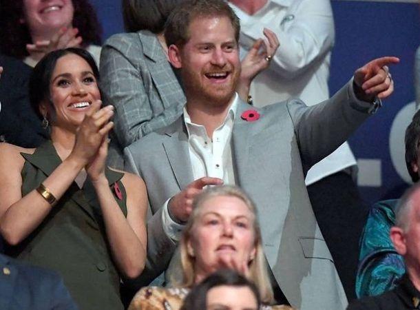 Принц Гарри намерен вернуться в Лондон без жены и новорожденной дочери