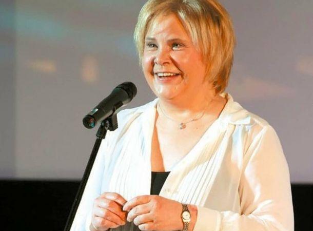 Татьяна Догилева приняла участие в съемках нового сериала