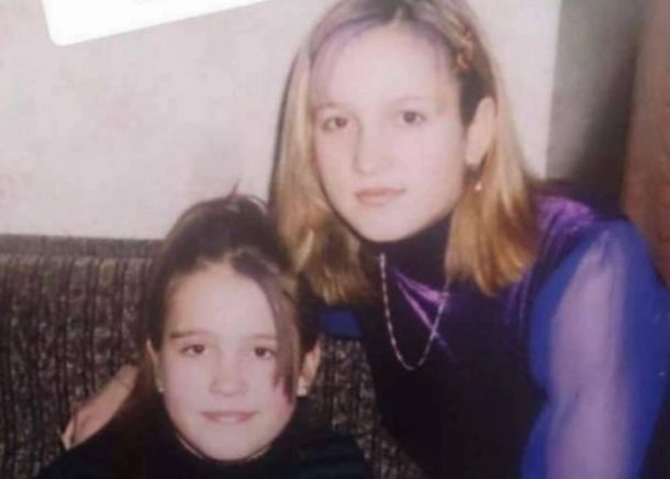 Сестра показала симпатичную Ольгу Бузову в детстве