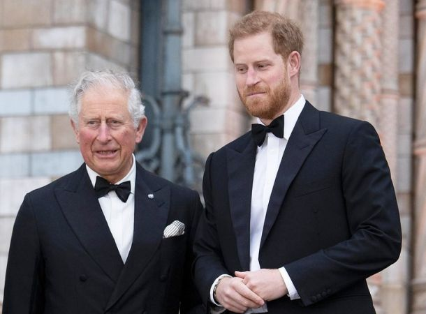 Стало известно, сколько принц Чарльз потратил на переезд Меган и Гарри