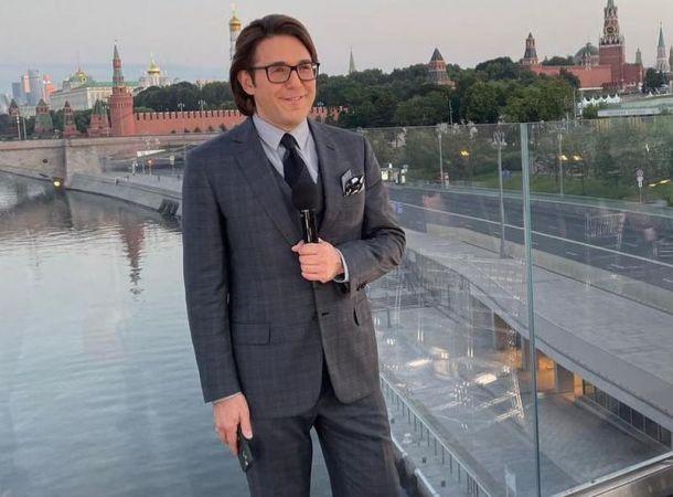 Андрей Малахов спустя несколько лет появился в студии Первого канала