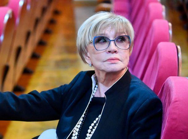 Вера Алентова госпитализирована с подозрением на коронавирус
