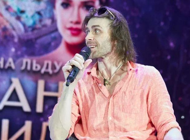 Появившийся на льду Петр Чернышев рекордно похудел