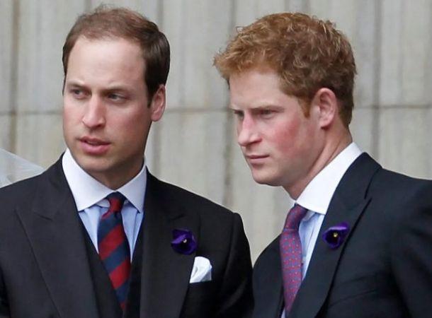 Принц Уильям не может доверять родному брату