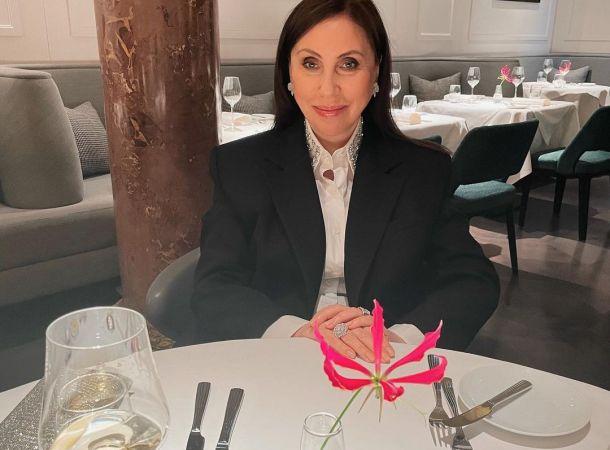 Бывшая жена Валерия Меладзе отказалась от беседы с бессовестной Альбиной Джанабаевой