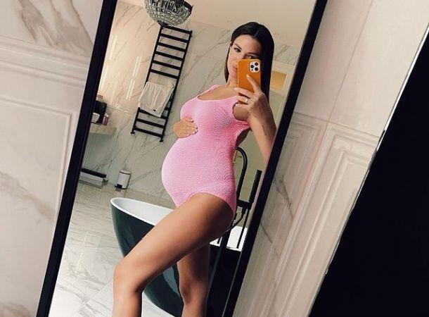 Катя Жужа негативно высказалась о беременности