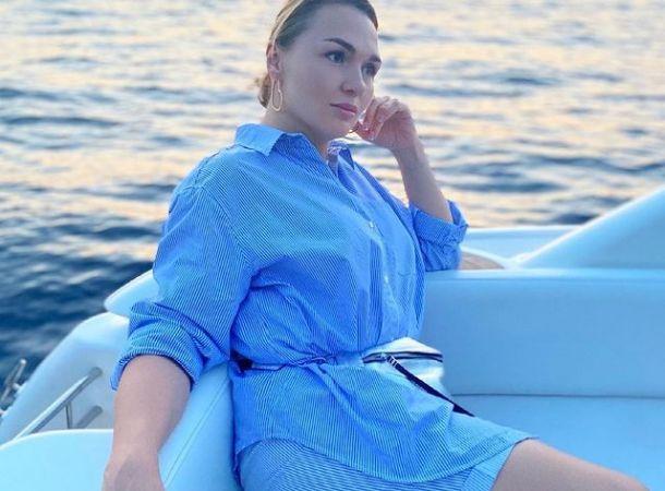 Надежда Ангарская рассказала, почему у нее появились проблемы с лишним весом