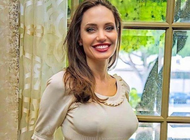 Анджелина Джоли начала строить отношения с молодым избранником
