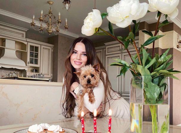 Невестка Валерии объяснила, почему рассекретила лицо дочери