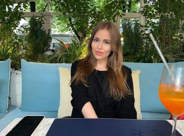 Тата Бондарчук беременна в третий раз