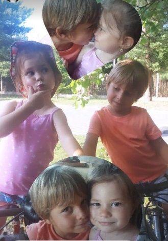 У пятилетней дочери Екатерины Климовой появился кавалер