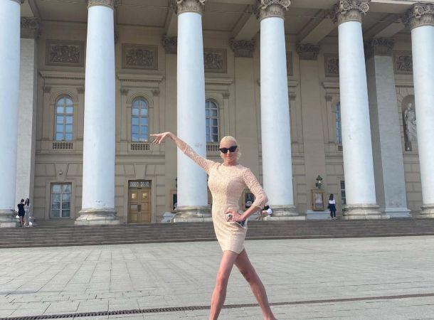 Анастасия Волочкова рассекретила рацион своего питания