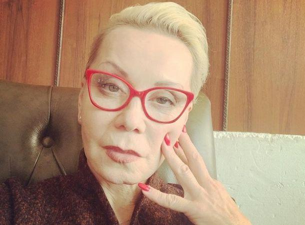 Евдокия Германова рассказала, что покинула театр имени Табакова