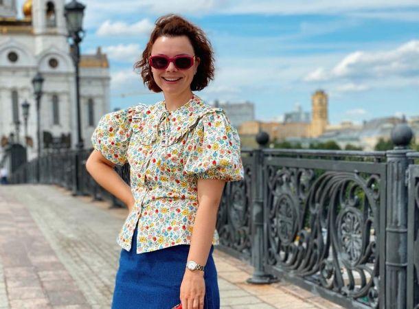 Татьяна Брухунова удивлена, что ее сын от Петросяна так быстро вырос