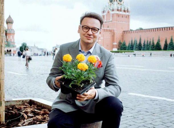 Александр Олешко назвал причину развода с женой-актрисой