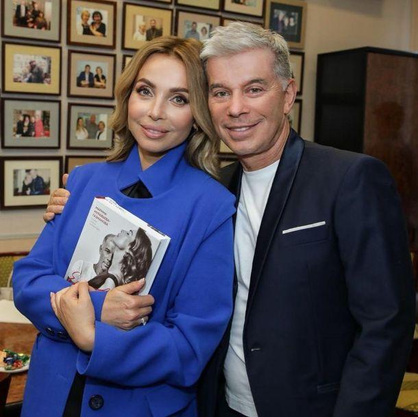 Олег Газманов рассказал о страсти в отношениях с женой