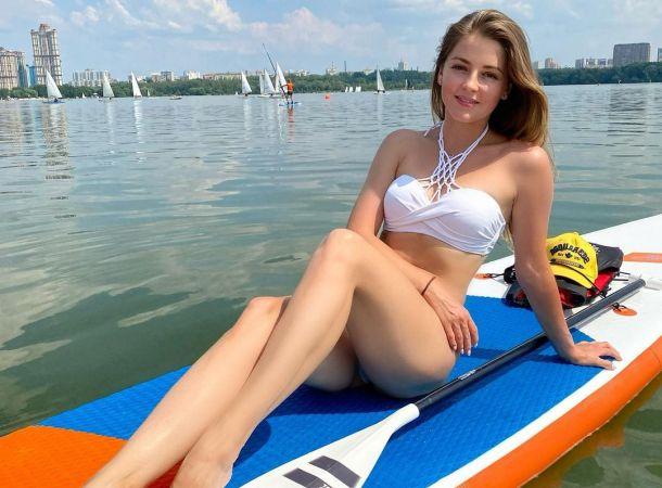 Анна Михайловская показала своего нового возлюбленного