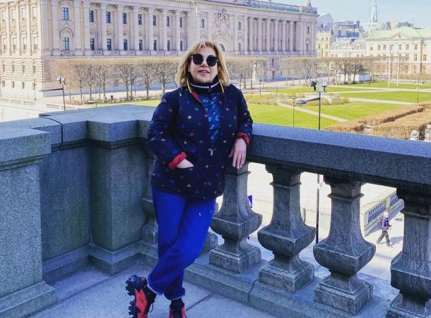 Марина Федункив тайно вышла замуж за молодого итальянца