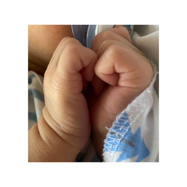 Девушка Ивана Янковского показала очаровательное фото новорожденного
