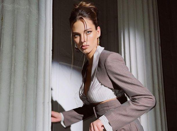 Алеся Кафельникова не смога попасть в Париж на роды