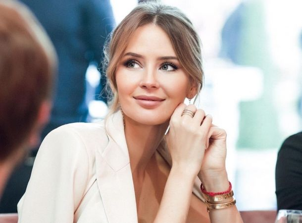 Алена Гаврилова опровергла роман с миллиардером Шамаловым